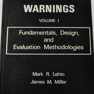 2 Warnings Book